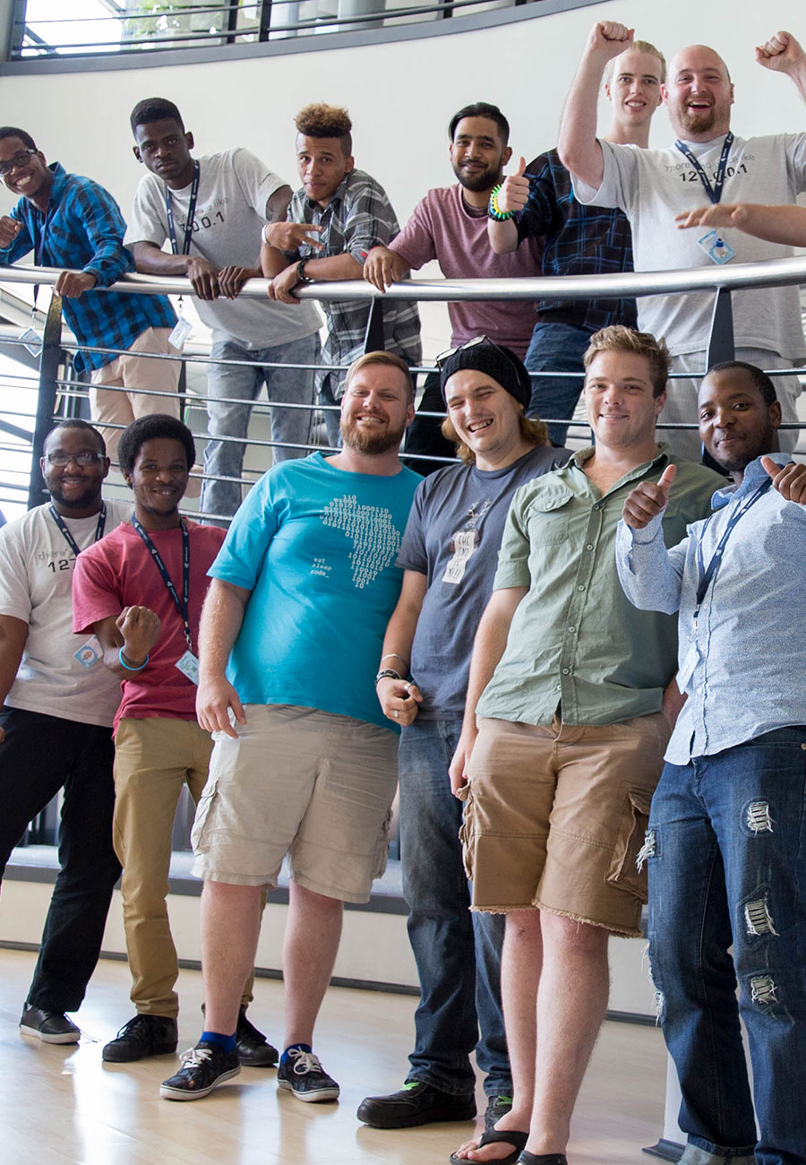We Think Code – finding untapped talent from all corners of Africa