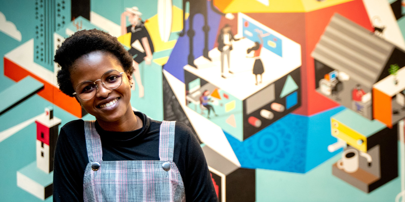 Women in Tech Q&A with Chumile Dlamini